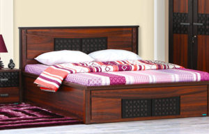 Carvin 4 piece bed