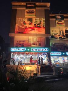 Damro-furniture-gachibowli